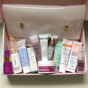 Allure Beauty Box with bonus items!